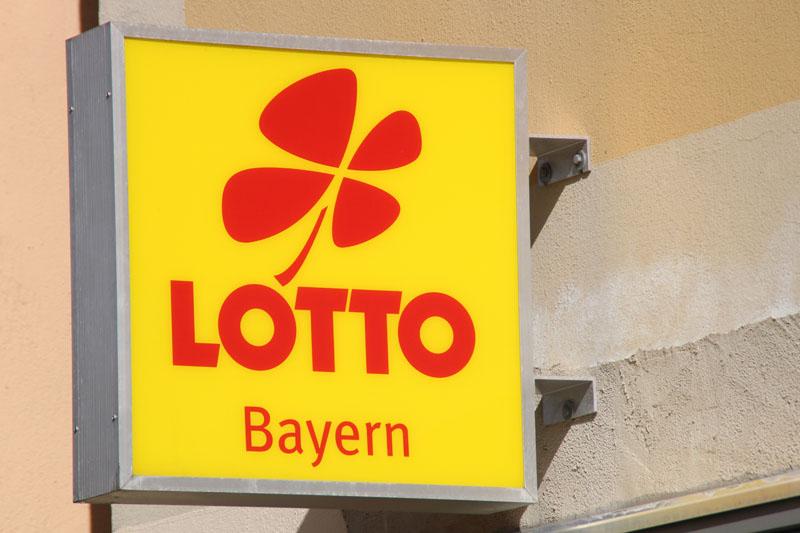 Lotto-Annahme